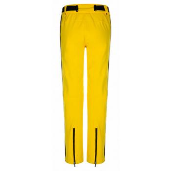 Women's ski trousers Kilpi HANZO-W Yellow, Kilpi