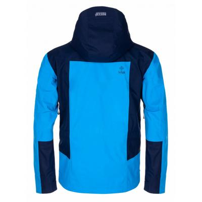Men's membrane jacket Kilpi HASTAR-M blue, Kilpi