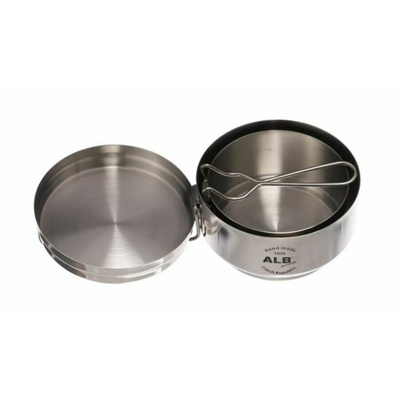 Eusk Alb Stainless steel 3-piece, polished 0613, ALB