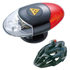 Light to helmet Topeak Headlux TMS034, Topeak