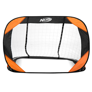 A self-deployable football goal·post Spokey HASBRO Buckler NERF 2 pc black-orange, Spokey