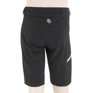 Women cycling pants Sensor Helium black / white 13000063, Sensor