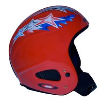 Ski helmet Gabel Issimo Ridge Back JR Star Red, Gabel