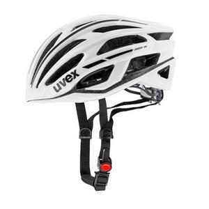 Cycling helmet Uvex 18 Race 5, white, Uvex