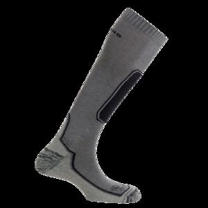 Socks MUND SKIING OUTLAST grey, Mund