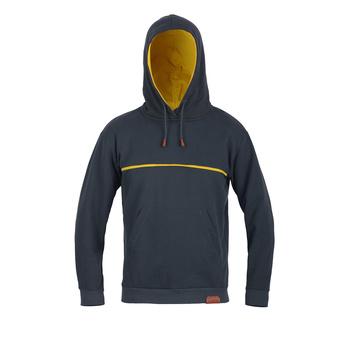 Sweatshirt Direct Alpine Hoodie gray / camel