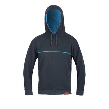 Sweatshirt Direct Alpine Hoodie gray / ocean
