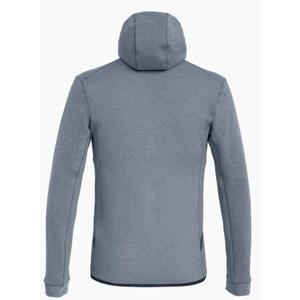 Sweatshirt Salewa SOLID LOGO DRY M FUL L-ZIP HOODY 27404-0316, Salewa