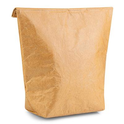 Thermal snack bag Spokey EKO FRIENDLY VANILA brown, Spokey