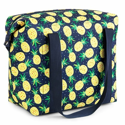 Thermo bag Spokey SAN REMO pineapple, Spokey