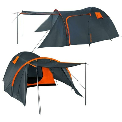 Tent for 4 persons with one bedroom Spokey DENALI 4