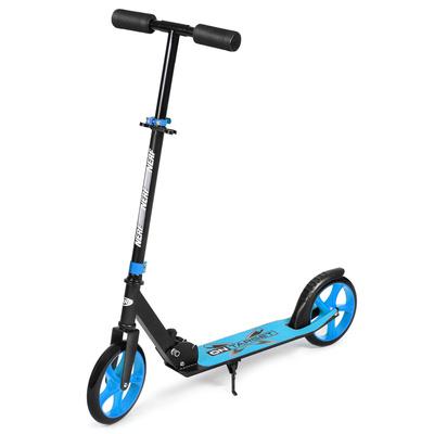 Scooter Spokey HASBRO NOISE, black and blue, Spokey