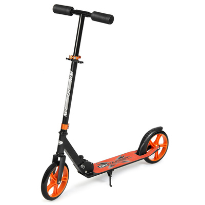 Scooter Spokey HASBRO NOISE black-orange, Spokey