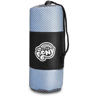 Quick-drying sports towel Spokey HASBRO PINKIE, coloured, Spokey