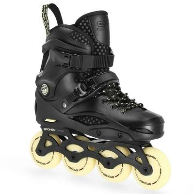 Spokey FREESPO Freeskate roller skates, ABEC9 Chrome, Spokey