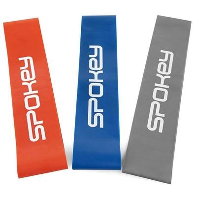 Mini rubber fitness set Spokey FLEX SET 3pcs, Spokey