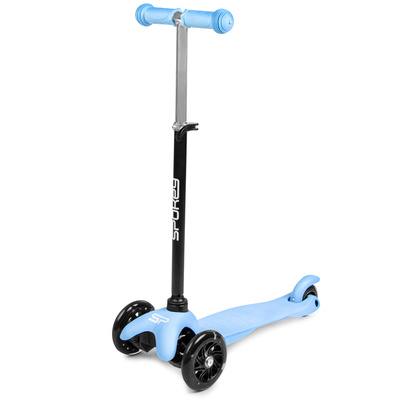 Three-wheeler Spokey FUNRIDE blue, Spokey