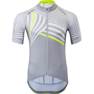 Men cycling jersey Silvini Chiani MD1418 cloud-lime, Silvini
