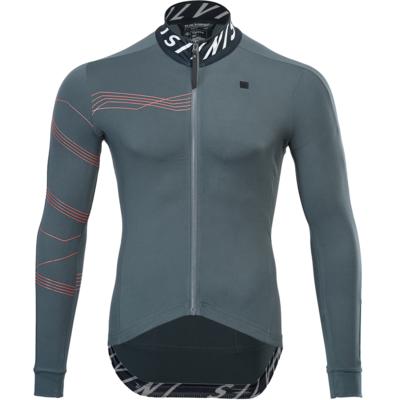 Men bike jersey Silvini Varano MD1603 charcoal, Silvini