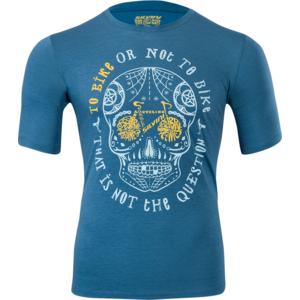 Men MTB shirt Silvini Berici MD1614 blue-lake, Silvini