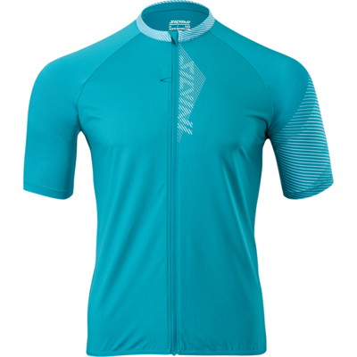 Men bike jersey Silvini Turano for MD1645 ocean, Silvini