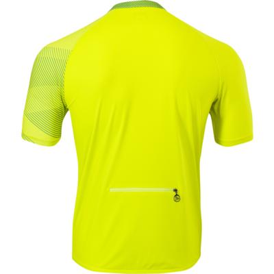 Men bike jersey Silvini Turano for MD1645 lime, Silvini