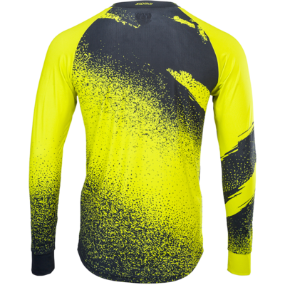 Men Enduro bike jersey Silvini Cortino MD1802 neon, Silvini