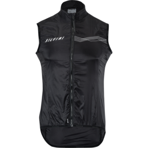 Men vest Silvini Tenno MJ1602 black, Silvini