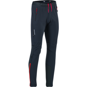 Men skialpové pants Silvini Takracte MP1144 black / red