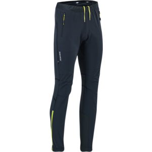 Men skialpové pants Silvini Takracte MP1144 black / yellow