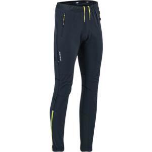Men skialpové pants Silvini Takracte MP1144 black / yellow, Silvini
