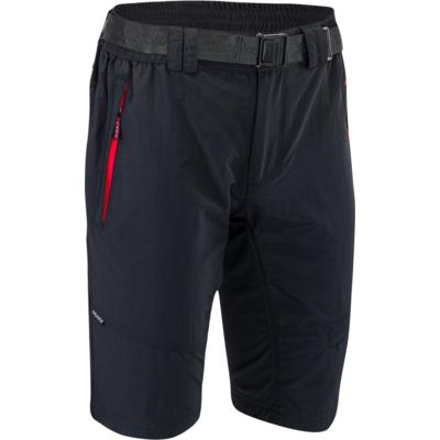 Men MTB cycling pants Silvini Rango MP1616 black-red, Silvini