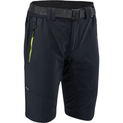Men MTB cycling pants Silvini Rango MP1616 black-lime, Silvini