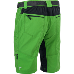 Men MTB cycling pants Silvini Rango MP1616 forest-black, Silvini