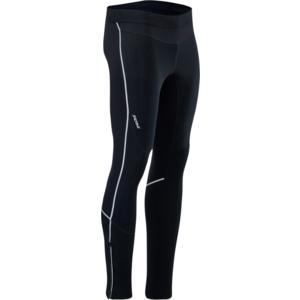 Men elastic pants Silvini Movenza MP1706 black, Silvini