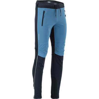 Men skialpové pants Silvini Takracte For MP1748 black-blue