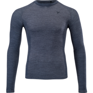 Men functional shirt Silvini Lana MT1647 charcoal-cloud, Silvini