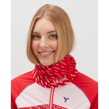 Insulated sports scarf Silvini Marga UA1525 ruby, Silvini