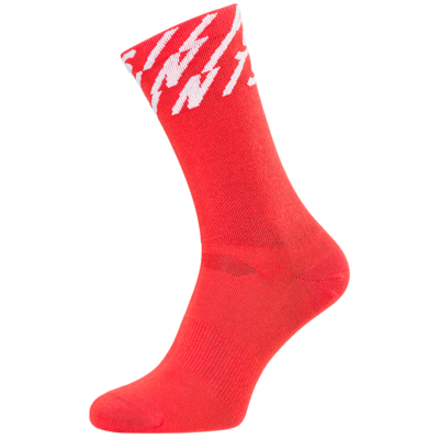 Cycling socks Silvini Oglio UA1634 ruby, Silvini