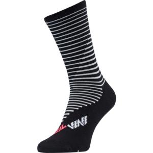 Cycling socks Silvini Ferugi UA1644 black-red, Silvini