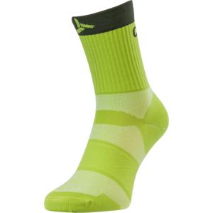 Cycling socks Silvini Orato UA1660 lime-olive, Silvini