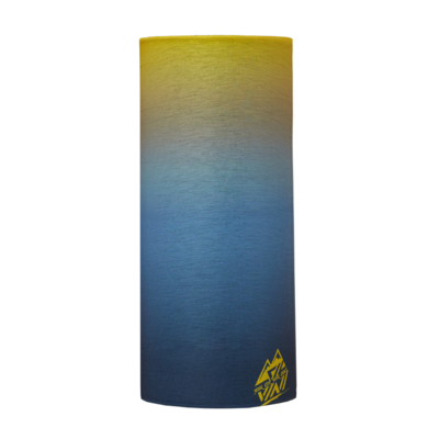 Single-layer multifunctional scarf Silvini Motivo UA1730 blue