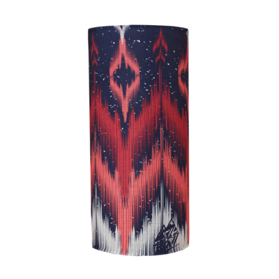 Single-layer multifunctional scarf Silvini Motivo UA1730 navy