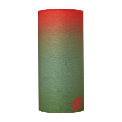 Single-layer multifunctional scarf Silvini Motivo UA1730 green