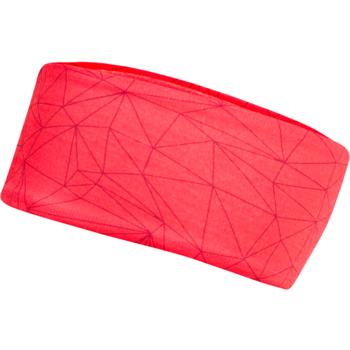 Sports headband SIlvini Trebbia UA1731 red, Silvini