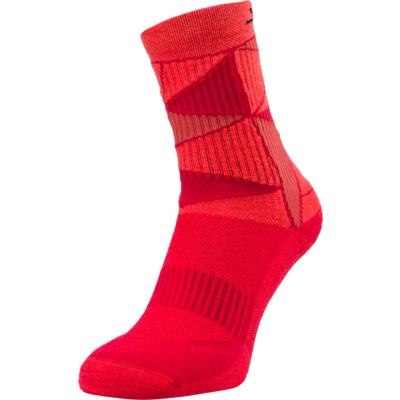 Socks Silvini Vallonga UA1745 red, Silvini