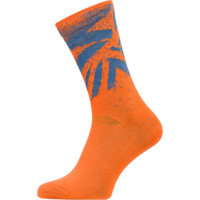 Cycling Enduro socks Silvini Nereto UA1808 orange, Silvini