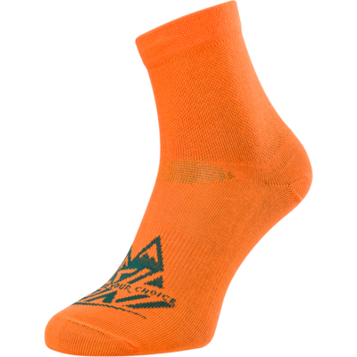 Cycling Enduro socks Silvini Orino UA1809 orange, Silvini