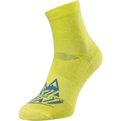 Cycling Enduro socks Silvini Orino UA1809 neon, Silvini
