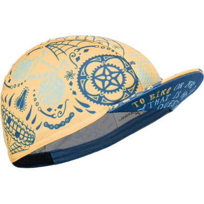 Headwear cycling Silvini Rooms UA1816 yellow, Silvini